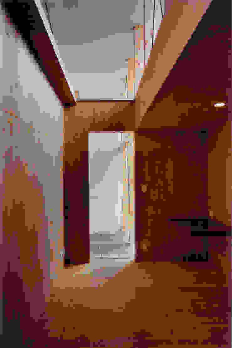 SOHO内部 モダンデザインの 書斎 の 豊田空間デザイン室 一級建築士事務所 モダン 合板(ベニヤ板)