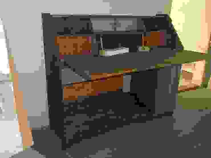 de estilo  por Holzlust-Galerie im Oderbruch- , Rústico Madera Acabado en madera
