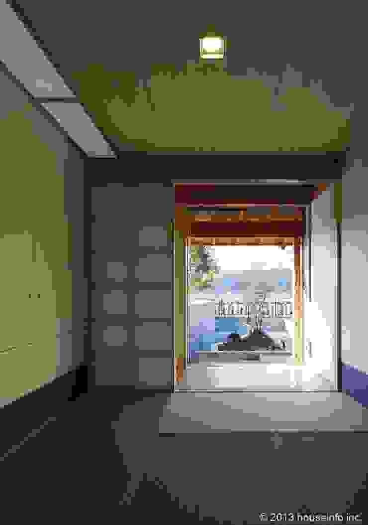 和室 和風デザインの 多目的室 の (株)ハウスインフォ 和風