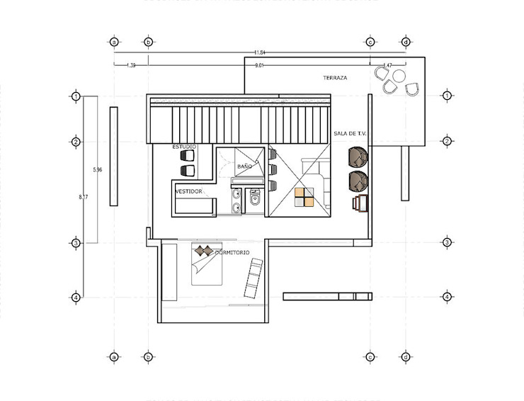 Casa Lamp de Mono Studio Moderno