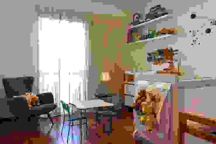 Dormitorios infantiles de estilo moderno de homify Moderno