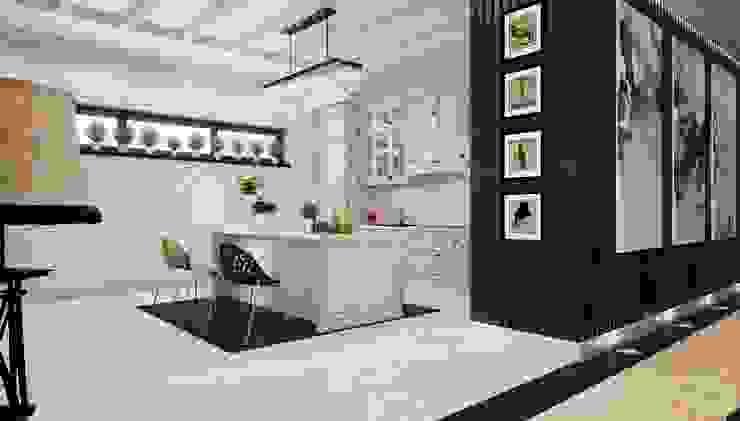 Modern Kitchen by Mushulov Project Modern