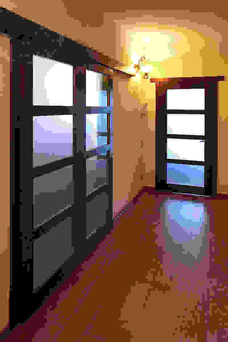 Лестница и мебель в интерьере от Lesomodul Классический