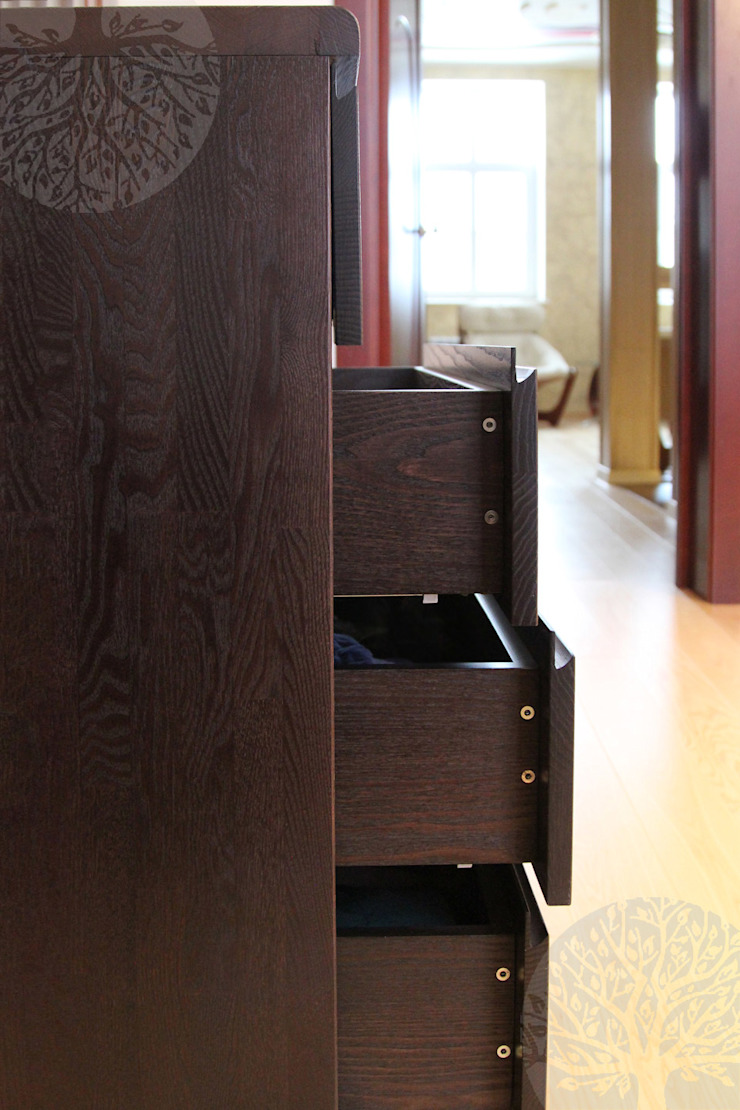 Спальня массив Спальня в классическом стиле от Lesomodul Классический