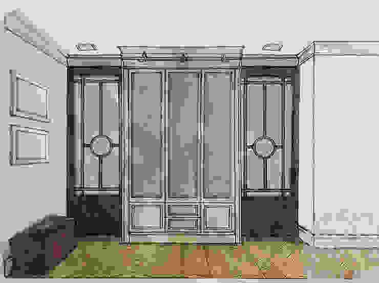 Раздвижные двери в Москве от Lesomodul Лофт