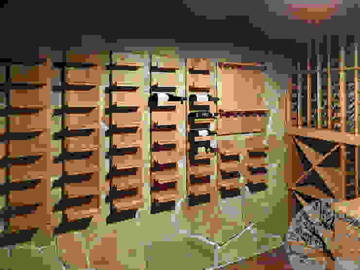 Bodegas de vino de estilo clásico de Lesomodul Clásico