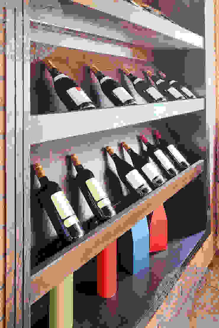 Винные полки под вино от Lesomodul Классический