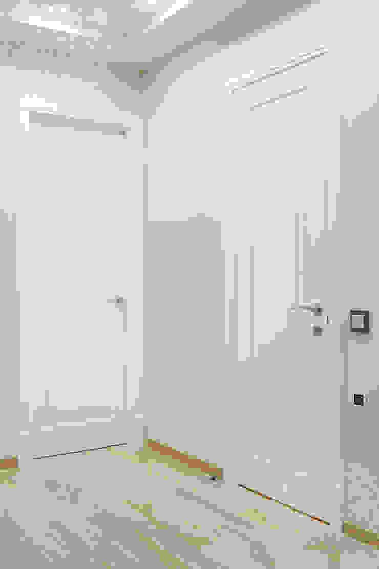 Двери в современном стиле ЖК «Суханово парк» от Lesomodul Минимализм