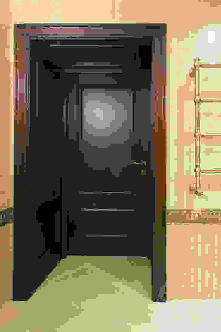 Двери из дуба в классическом интерьере от Lesomodul Лофт