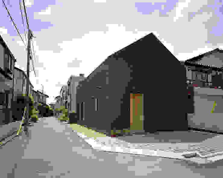 習志野台の家: シミズアトリエ 一級建築士事務所が手掛けた家です。,ミニマル ゴム