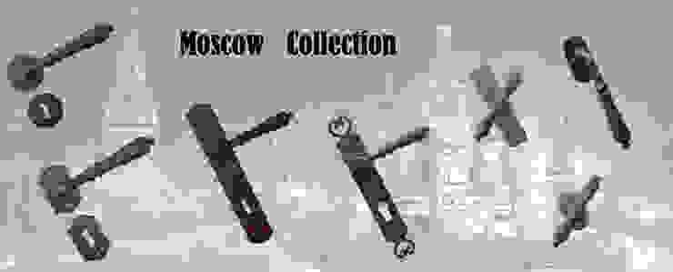 """Moscow"" Collection by Galbusera Galbusera Giancarlo & Giorgio S.n.c. หน้าต่าง เหล็ก"