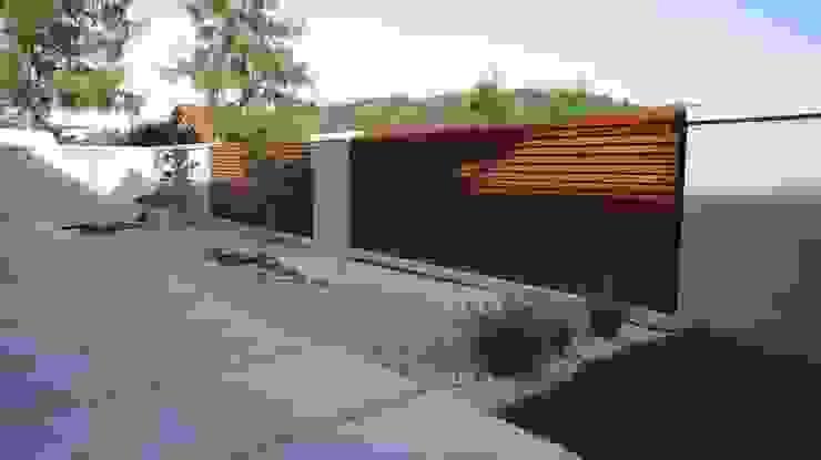Casas de estilo  por Contractors