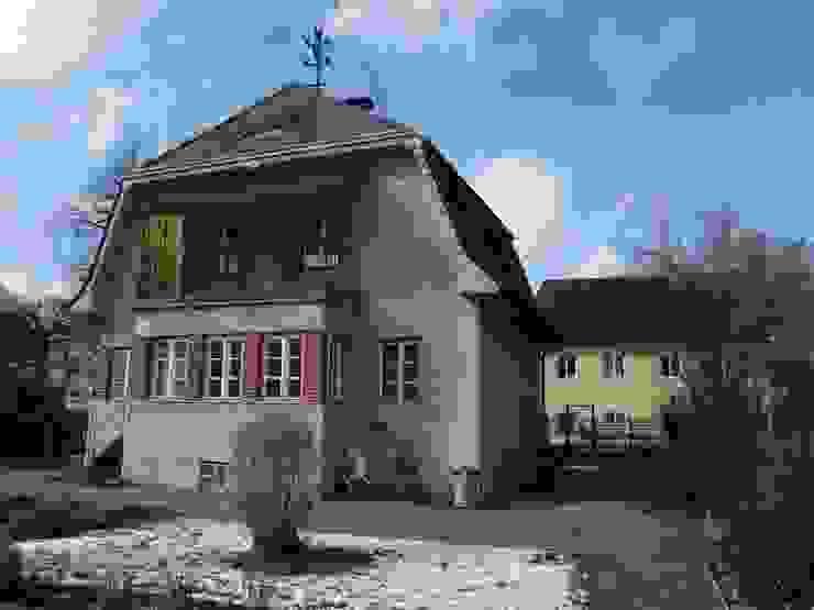 Bestand Südseite von Architekturbüro Eberhardt Klassisch
