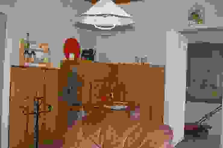 Metamorfoza domu w Bieszczadach od deco chata Wiejski