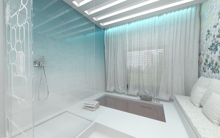 Steam Bath by Luxum, Modern