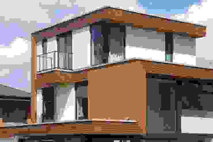 Villa's Gele Lis_01 Moderne huizen van HOYT architecten Modern
