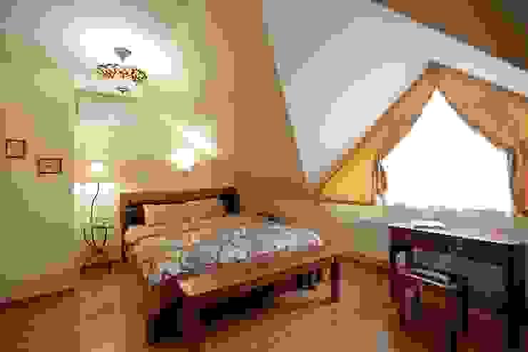 Спальня хозяйки INTERIOR PROJECT studio