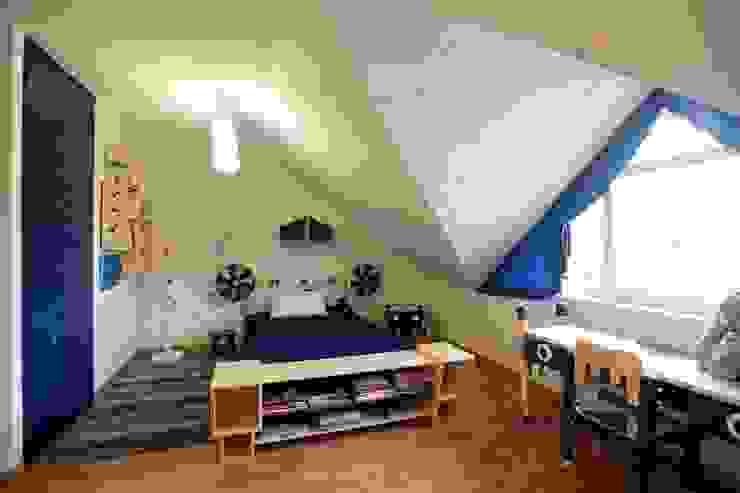 Детская комната INTERIOR PROJECT studio