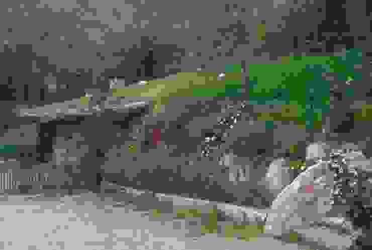 de estilo  por Cabanes du Varon , Mediterráneo