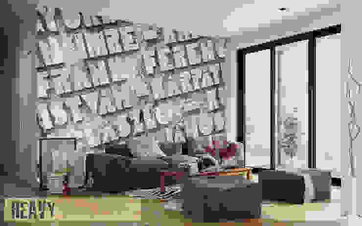 de Creativespace Sartoria Murale Moderno