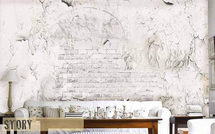 minimalist  by Creativespace Sartoria Murale, Minimalist