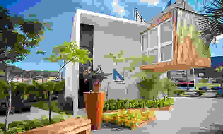Maisons modernes par Studium Saut Arte & Interiores Moderne