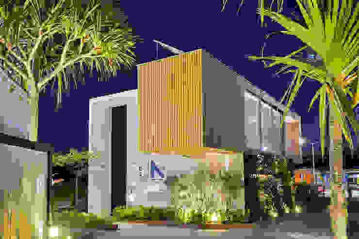 Loft Sustentável - Ambiente da Casa Cor SC 2015 Casas modernas por Studium Saut Arte & Interiores Moderno