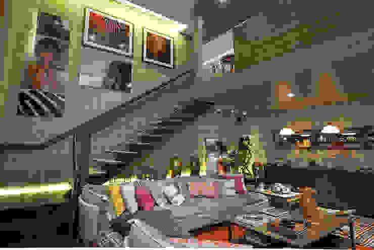 de estilo  por Studium Saut Arte & Interiores, Moderno