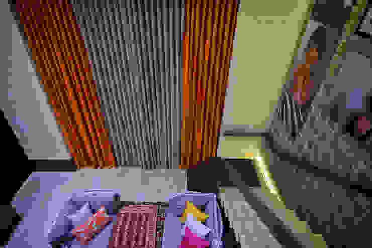 Loft Sustentável - Ambiente da Casa Cor SC 2015 Studium Saut Arte & Interiores Sala de estarAcessórios e Decoração