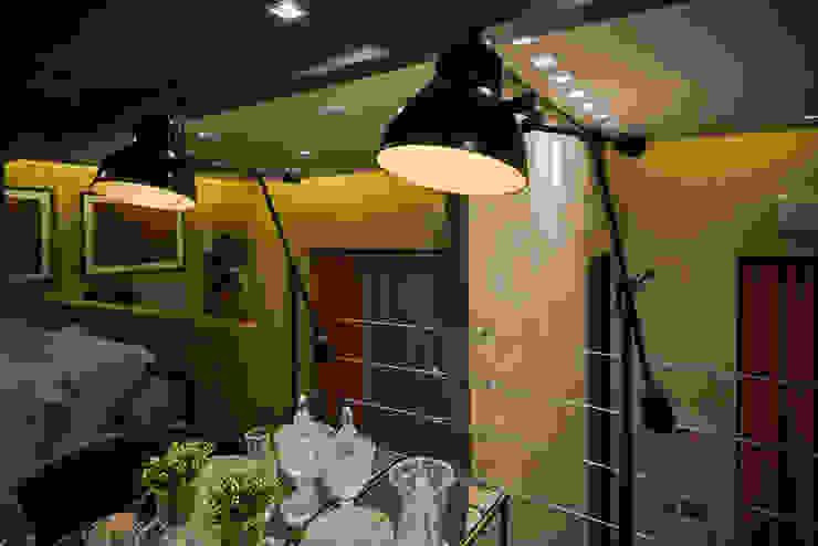 Loft Sustentável - Ambiente da Casa Cor SC 2015 Studium Saut Arte & Interiores QuartoAcessórios e decoração
