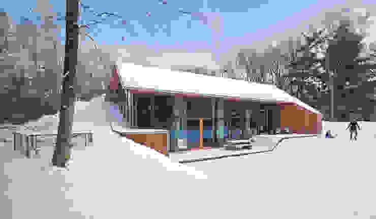 Maisons modernes par KRFT Moderne