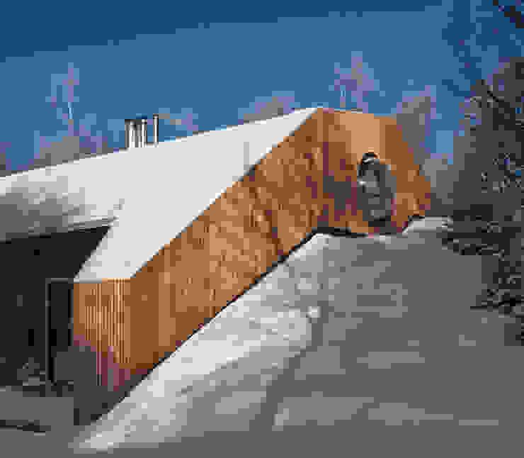 Casas modernas por KRFT Moderno