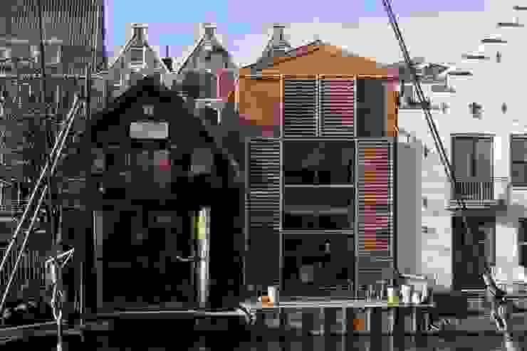 WOONHUIS MET FOTOSTUDIO_01:  Huizen door HOYT architecten,