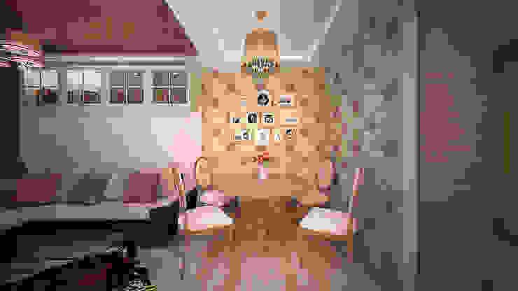 Modern Living Room by дизайн-бюро ARTTUNDRA Modern