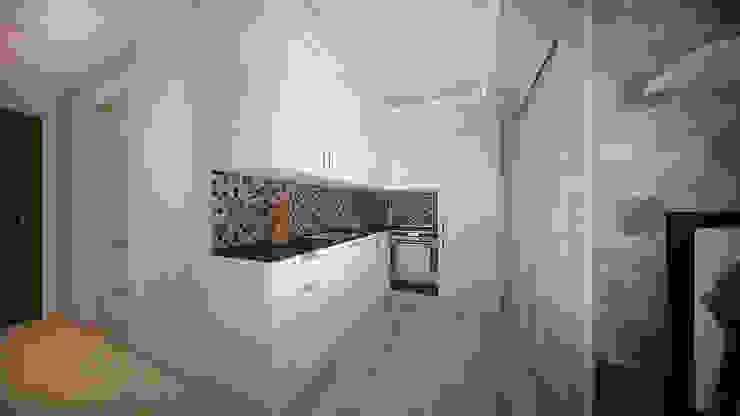 Modern Kitchen by дизайн-бюро ARTTUNDRA Modern