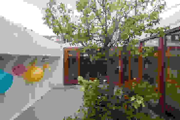 WOONSCHIP LA GONDOLA_08 Moderne jachten & jets van HOYT architecten Modern