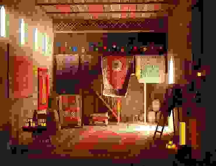 von Karacahan Carpet Rug Klassisch