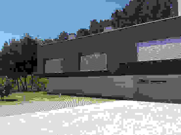 Habitação Unifamiliar Casas modernas por AMVC - Arquitectos Associados Moderno