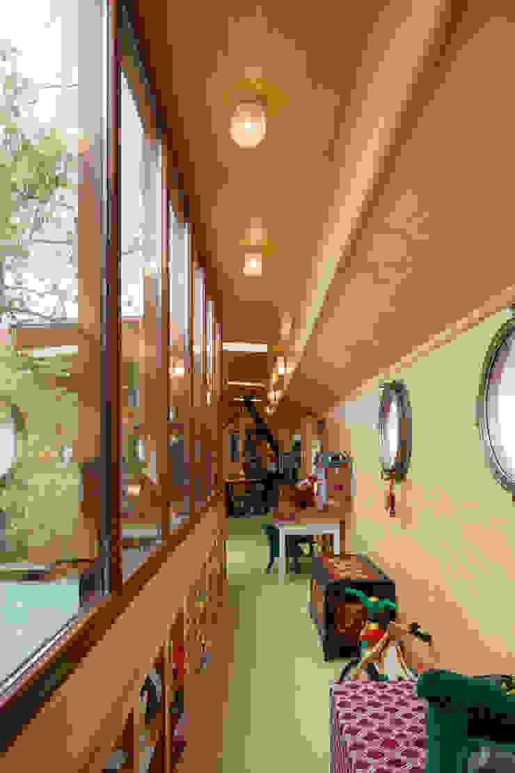 WOONSCHIP LA GONDOLA_10 Moderne jachten & jets van HOYT architecten Modern