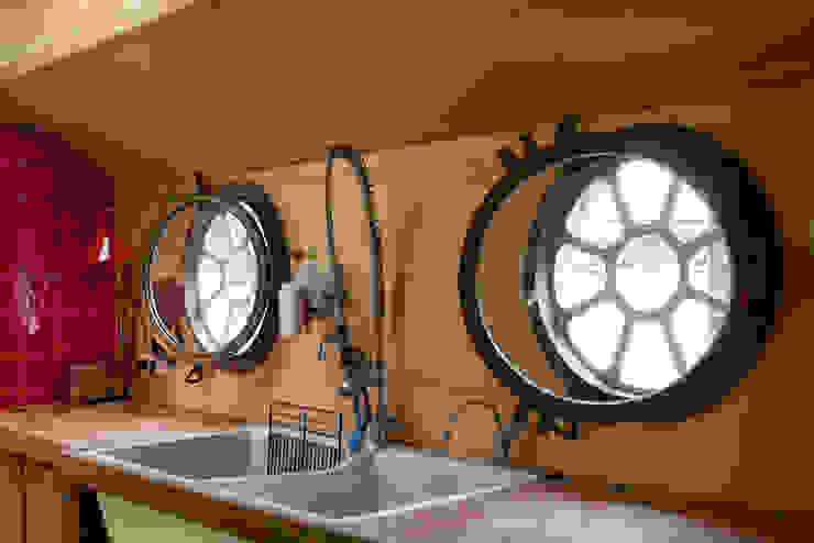 WOONSCHIP LA GONDOLA_04 Moderne jachten & jets van HOYT architecten Modern
