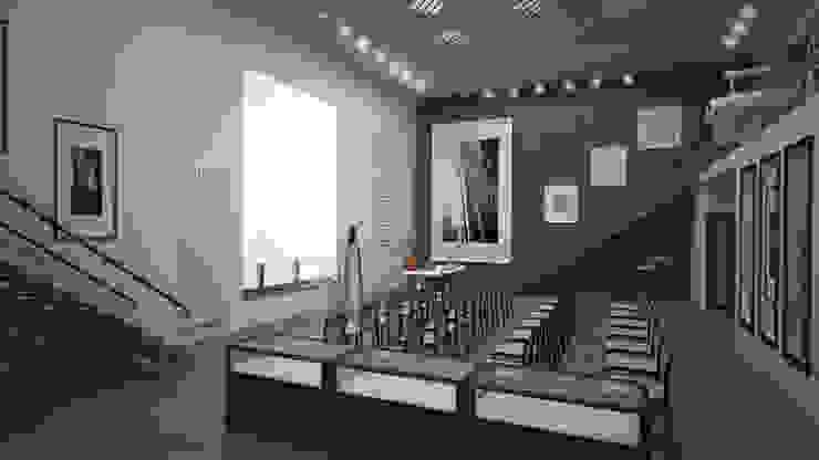 Музей истории МГИМО Музеи в стиле минимализм от дизайн-бюро ARTTUNDRA Минимализм