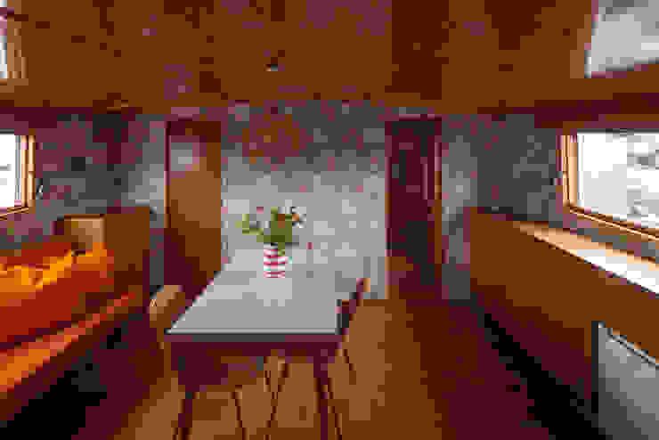 WOONSCHIP LA GONDOLA_13 Moderne jachten & jets van HOYT architecten Modern