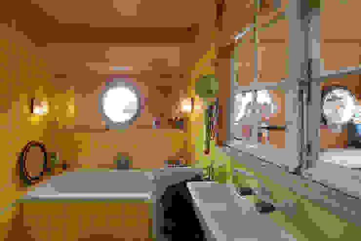 WOONSCHIP LA GONDOLA_06 Moderne jachten & jets van HOYT architecten Modern