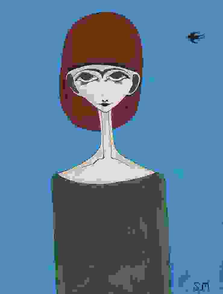 Sophie Magalashvili «Bunny girl»:  в современный. Автор – NICE CATCH , Модерн