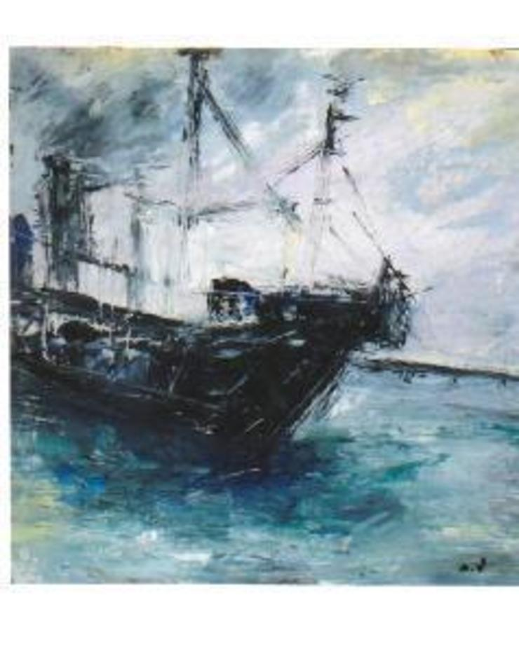 Tamar Maghlaperidze «Ship» от NICE CATCH Классический