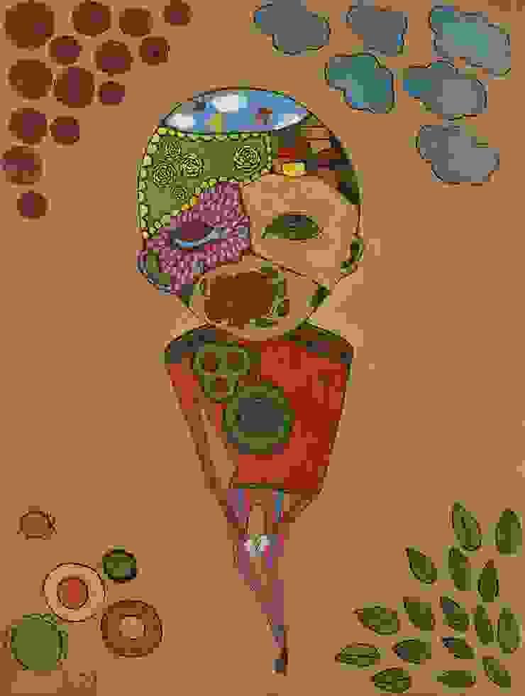 Sophie Magalashvili«Dreamer boy»:  в современный. Автор – NICE CATCH , Модерн