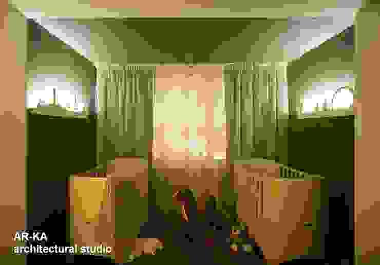 Все сложное - ПРОСТО Детская комната в стиле модерн от AR-KA architectural studio Модерн
