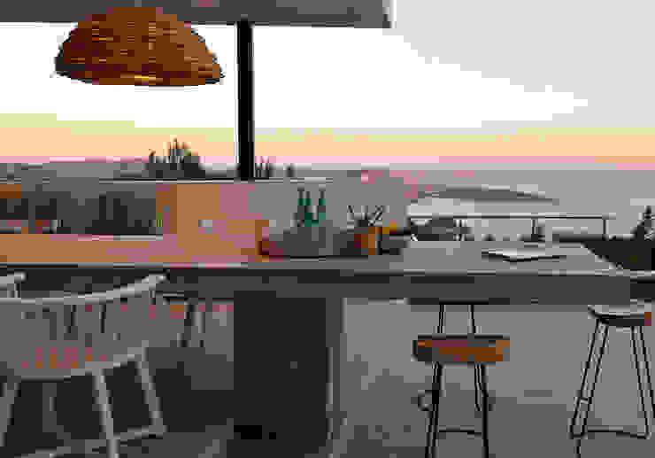 Casas mediterrâneas por Atlant de Vent Mediterrâneo