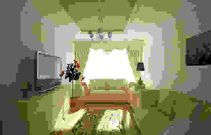 Дизайн проект квартиры. Гостиная в классическом стиле от Андреева Валентина Классический