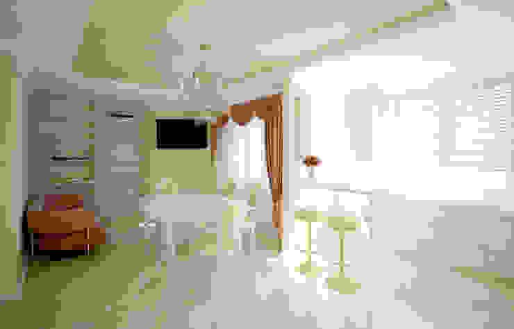 Дизайн проект квартиры. Столовая комната в классическом стиле от Андреева Валентина Классический